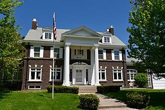 Ottumwa, Iowa - Vogel Place Historic District