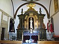 103 Capella de la Soledad, c. Soledad 2 (Cimavilla, Gijón), altar.jpg