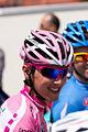 10 May 2012 Ramunas Navardauskas pink jersey.jpg
