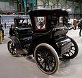 110 ans de l'automobile au Grand Palais - Panhard et Levassor 2,4 litres Phaéton à conduite avancée - Carosserie Kellner - 1901 06.jpg