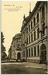 11191-Rumburg-1910-Post, Webereifachschule, Staatsgymnasium-Brück & Sohn Kunstverlag.jpg