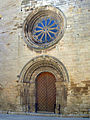 126 Església de Santa Maria, façana oest, romànica.jpg
