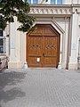 13-14 Március 15. Square, gate, 2020 Pápa.jpg