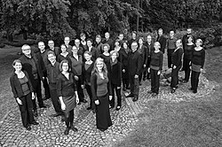 Der Kammerchor Ensemble vocal (2014)
