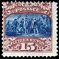 15¢ Columbus Landing, type II.jpg