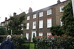 155 and 157 Kennington Lane SE11 from South.JPG
