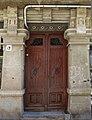 156 Edifici al c. Sant Jordi, 9 (Barcelona), portal.jpg