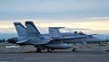 164008 405 an F A-18C of VFA-94 parked at Lemoore NAS, California (3356134967).jpg