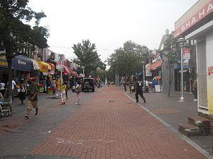 165th Street Bus Terminal - Image: 165th Street Mall