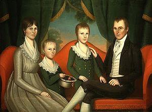 Ralph Eleaser Whiteside Earl - Image: 1804 Ralph Eleaser Whiteside Earl Family Portrait National Gallery of Art