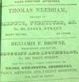 1837 Needham SalemDirectory Massachusetts.png