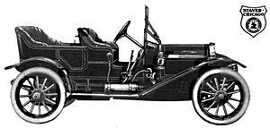 Staver - 1911 Staver-Chicago