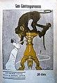 1912-11-08, Los Contemporáneos, Su primer novio, de Rafael Leyda, Romero Calvet.jpg
