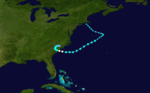 1913 Atlantic hurricane 5 track.png