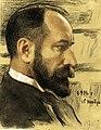 1916-11-15-В-Россинский-Автопортрет-Бумага-уголь-пастель26х20-см.jpg