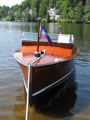 Chris-Craft Boats - 1928 Chris-Craft Cadet