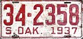 1937 South Dakota license plate.jpg