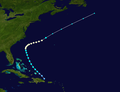 1944 Atlantic hurricane 1 track.png