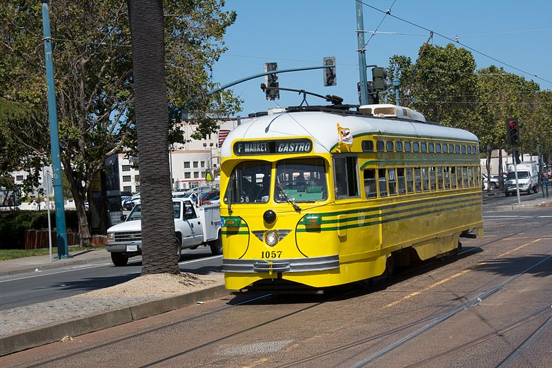 File:1948 Cincinnati Street Railway Streetcar Running on San Francisco Muni.jpg