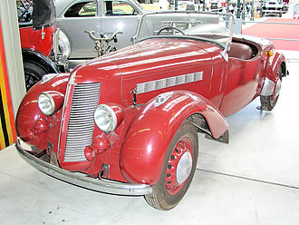 Imperia Automobiles - Imperia TA-8 Sport