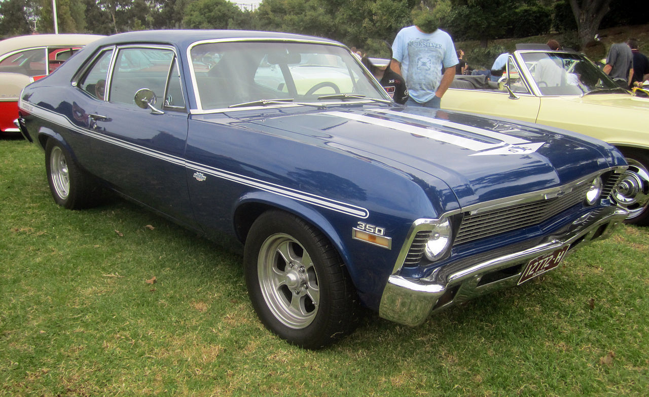 Chevelle Parts Car For Sale