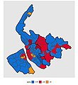 1977 Merseyside County Council election result map.jpg