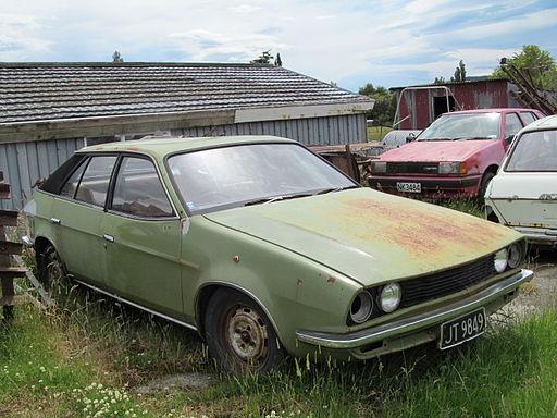 1980-ish Austin Princess 2 (8429521946)