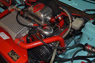 Maserati Biturbo - 1985 Maserati 2.5L 18V Engine
