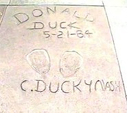 1993 06 theatre donald duck