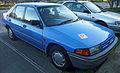 1994 Ford Laser (KH) GL 5-door hatchback (2009-07-05).jpg