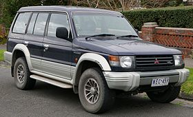Image illustrative de l'article Mitsubishi Pajero