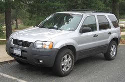 Ford Escape (2000–2004)