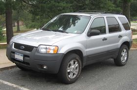 Ford Escape Wikipedia