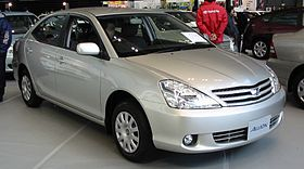 Toyota Allion Wikipedia