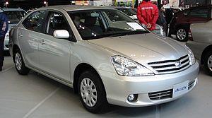 Toyota Allion - 2001–2004 Toyota Allion