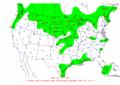 2002-10-06 24-hr Precipitation Map NOAA.png