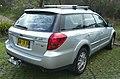 2003-2006 Subaru Outback 2.5i station wagon (2009-11-17).jpg