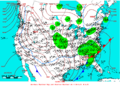2006-02-11 Surface Weather Map NOAA.png