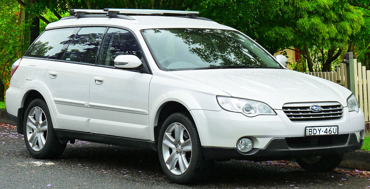 File 2006 2009 Subaru Outback 2 5i station wagon 2011 11