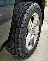 Off Road Tire Wikipedia