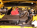 2009 yellow Honda S2000 engine 2.JPG
