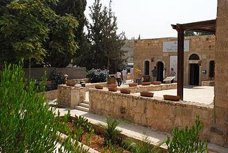Madaba - The Madaba visitors center