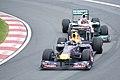 2011 Canadian GP - Webber-Schumacher.jpg