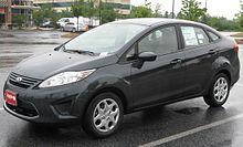 Ford Fiesta Wikipedia