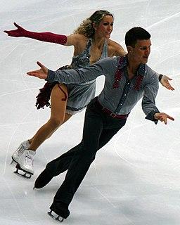 Marco Fabbri Italian ice dancer