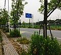 20120714上海南翔留云公园西侧在建公路 - panoramio.jpg