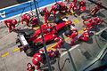 2012 Italian GP - Ferrari pit.jpg