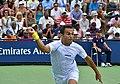 2013 US Open (Tennis) - Qualifying Round - Victor Estrella Burgos (9737286387).jpg