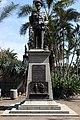 2014-11-27 08h53 Jan Smuts Statue Durban anagoria.JPG