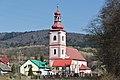 2014 Czerwieńczyce, kościół św. Bartłomieja 02.JPG